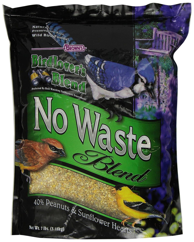 F.M. Brown's BirdLover's Blend, 7-Pound, No Waste blend by F.M. Brown's B004HSSSS2