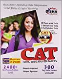 CAT Topic-wise Solved Papers with Test & Assessment CD