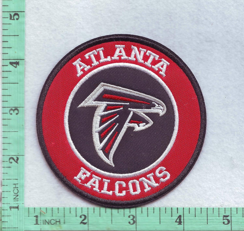 Red 3.5 Buffalo Circular Patch for Jersey T-Shirt Jacket Hoodies