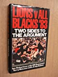 Lions Versus All Blacks, '83: Two Sides to the Argument