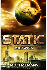 Marwick: Static Saga Vol. 3 (Static Redux) Kindle Edition