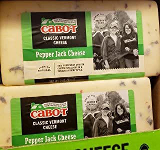 product image for Cabot Classic Vermont Pepper Jack Cheese 2lbs