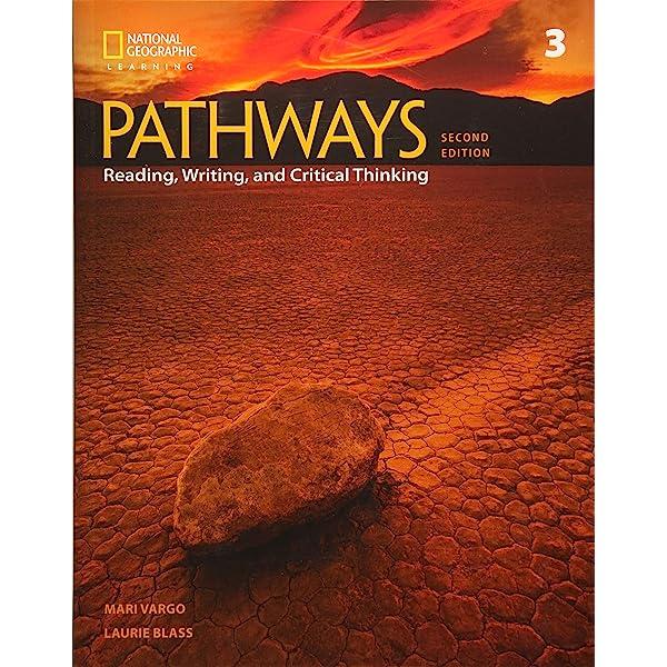 Pathways Reading Writing And Critical Thinking 3 Blass Laurie Vargo Mari 9781337407793 Amazon Com Books
