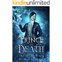 Prince of Death (Lords of the Underworld Book 1) book cover