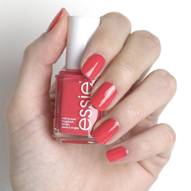 essie Original Nail Polish, Coral and Orange Shades, 72 Peach ...