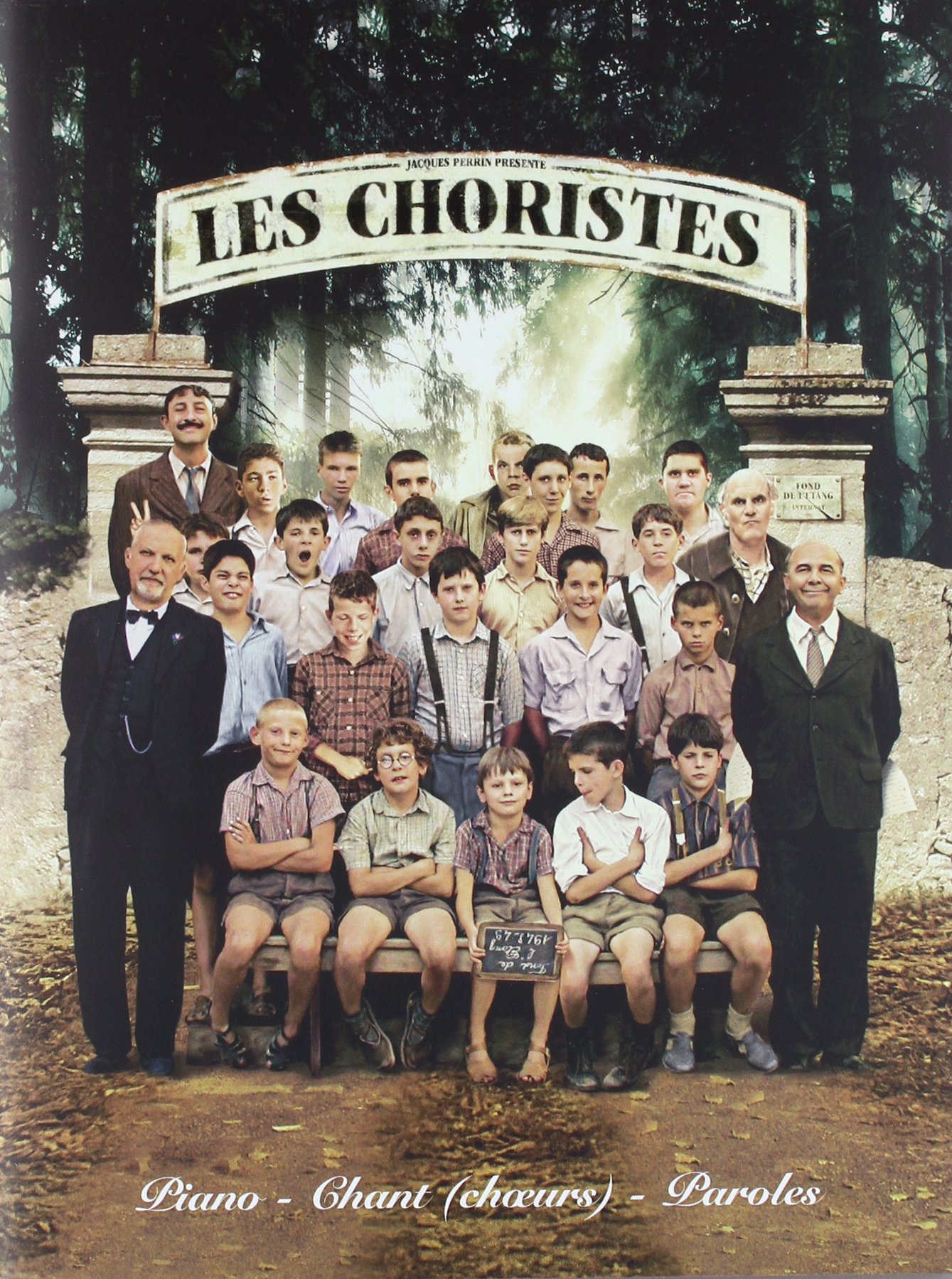 Download Les Choristes - bande originale du film (French Edition) pdf