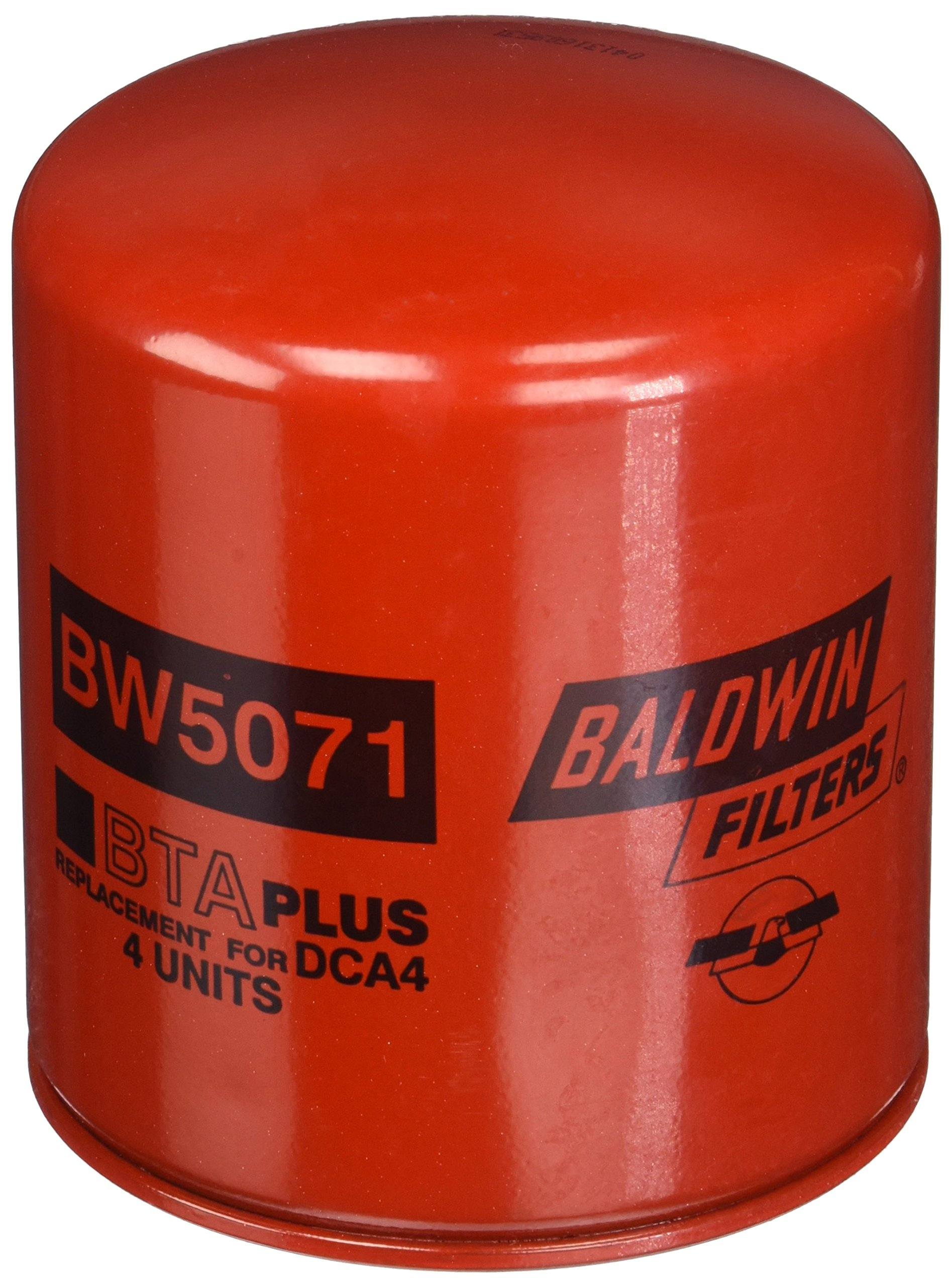 Baldwin BW5071 Coolant Spin-On Filter with BTE Formula
