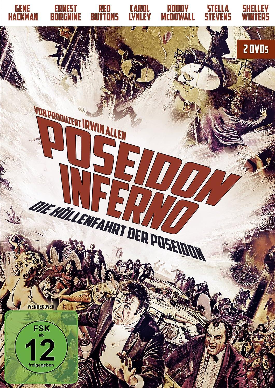 Amazon Com Poseidon Inferno Movie Dvd 1972 Movies Tv