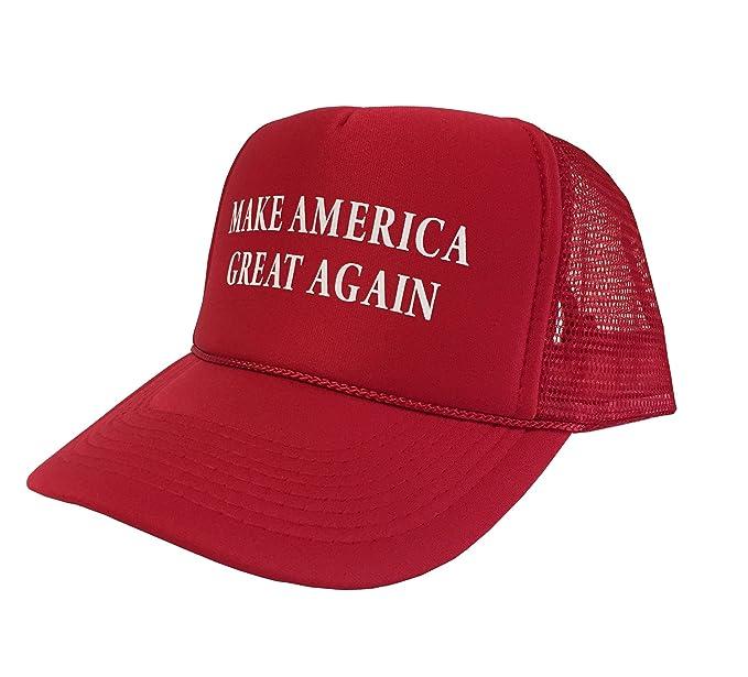 56ee6e66345 Amazon.com  Campaign Adjustable Unisex Hat Cap Make America Great ...