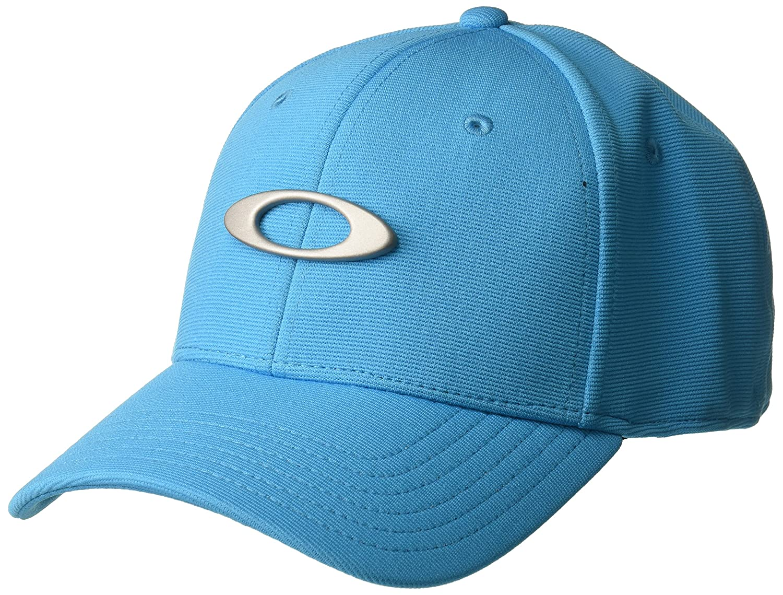 Oakley HAT メンズ B0744RPYV4 Small / Medium|Atomic Blue Atomic Blue Small / Medium