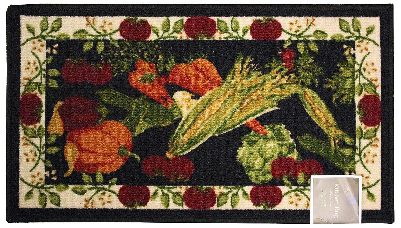 Kashi Home Harvest Series Kitchen Rug 20