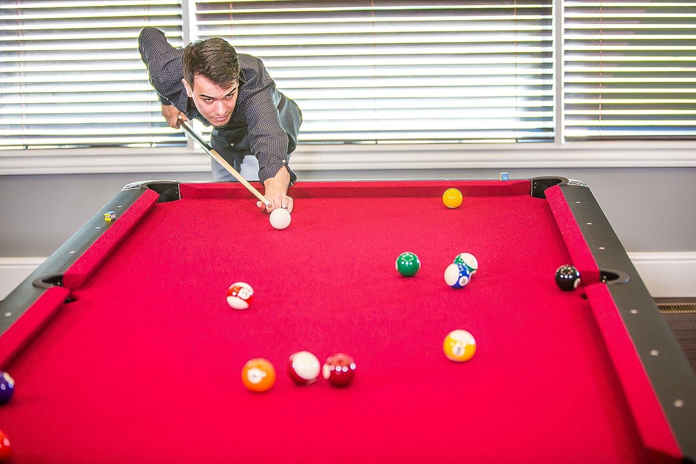 Amazon.com : Mizerak P5223W1 Donovon II 8 Foot Slate Billiard Table : Pool  Tables : Sports U0026 Outdoors