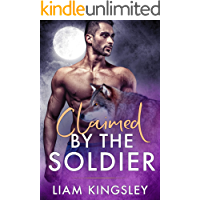 Claimed By The Soldier (Blackwater Pack Book 5)