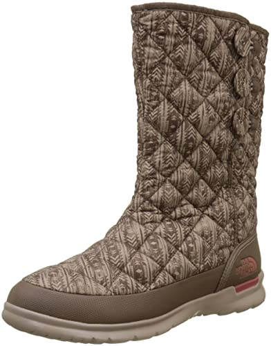 the best attitude 325a1 b3769 THE NORTH FACE Damen Thermoball Button-up Stiefel