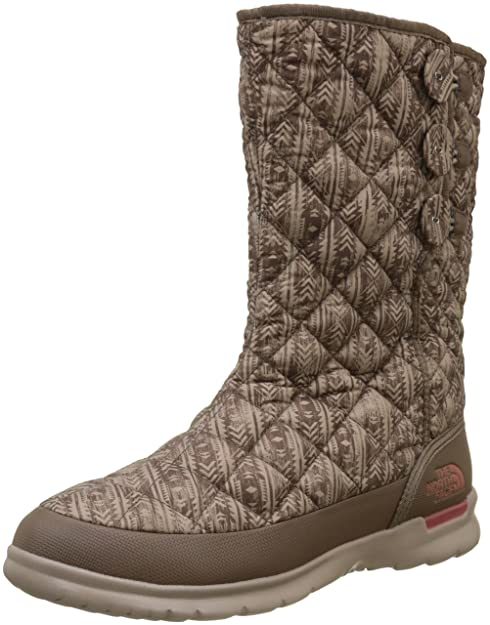 Damen Up Button The North Face Thermoball Stiefel DbEHYe9WI2