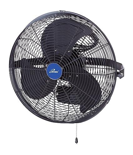 iLIVING ILG8E18-15 Wall Mount Outdoor Waterproof Fan, 18