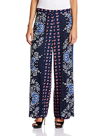 W for Woman Palazzo Bottoms at amazon