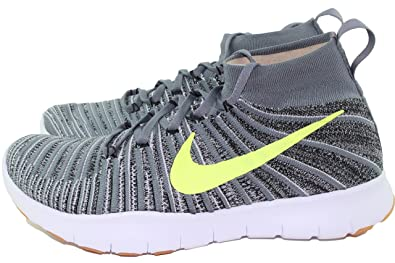 9013ee4b7ec5 Image Unavailable. Image not available for. Color  Nike Free Train Force  Flyknit ...