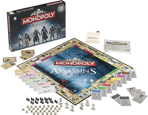 Monopoly de Assassin's Creed