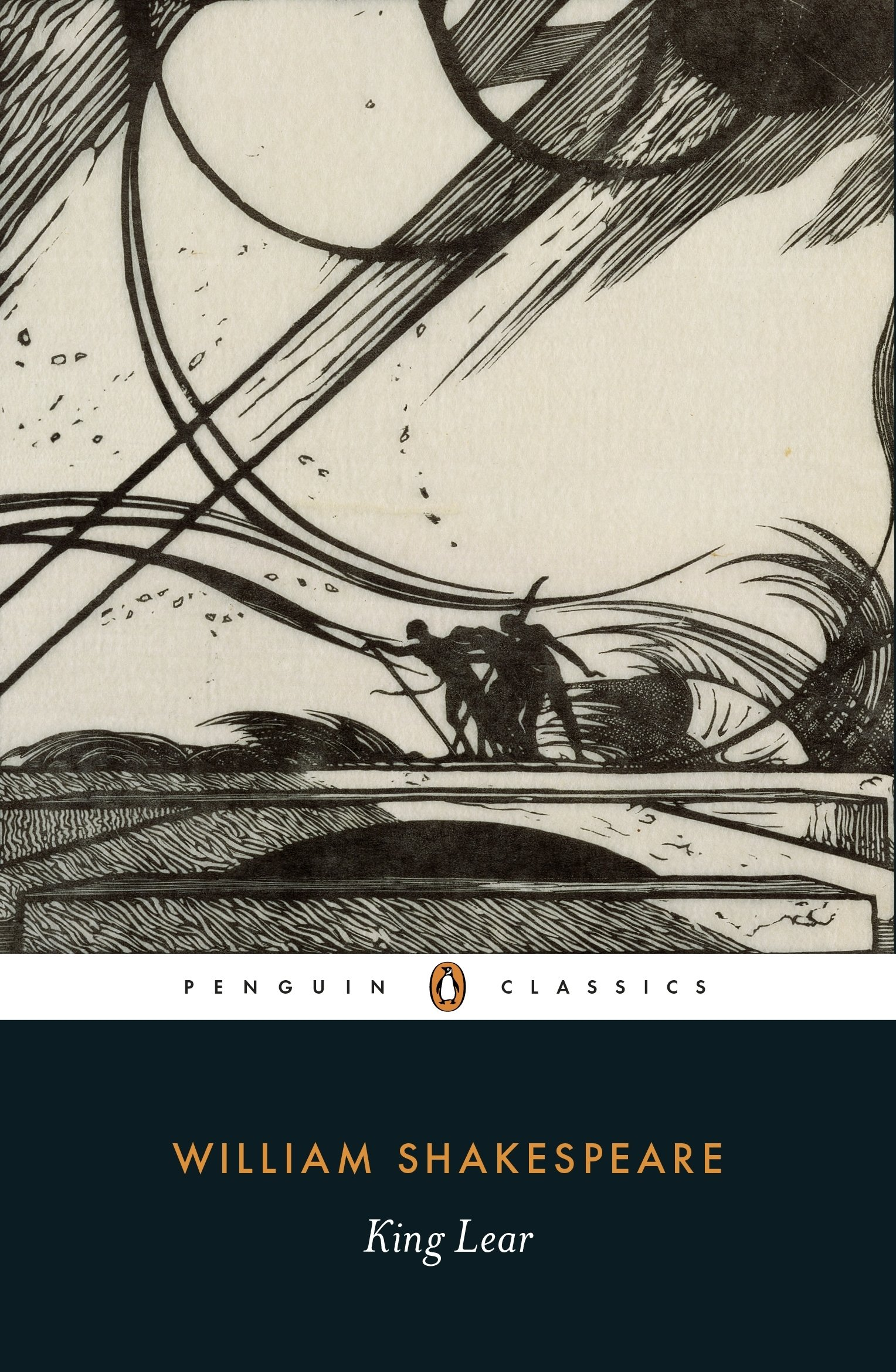 King Lear (Penguin Classics): Amazon.co.uk: William Shakespeare, Kiernan  Ryan: Books
