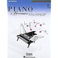 Nivel 2A–Rendimiento libro: Piano Adventures (2nd Edition) (1993–01–16) [Paperback]