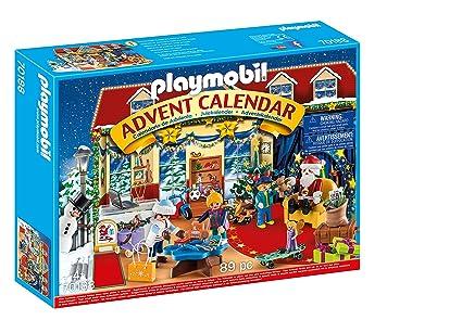 Amazon.com: Playmobil 70188 - Calendario de adviento, diseño ...