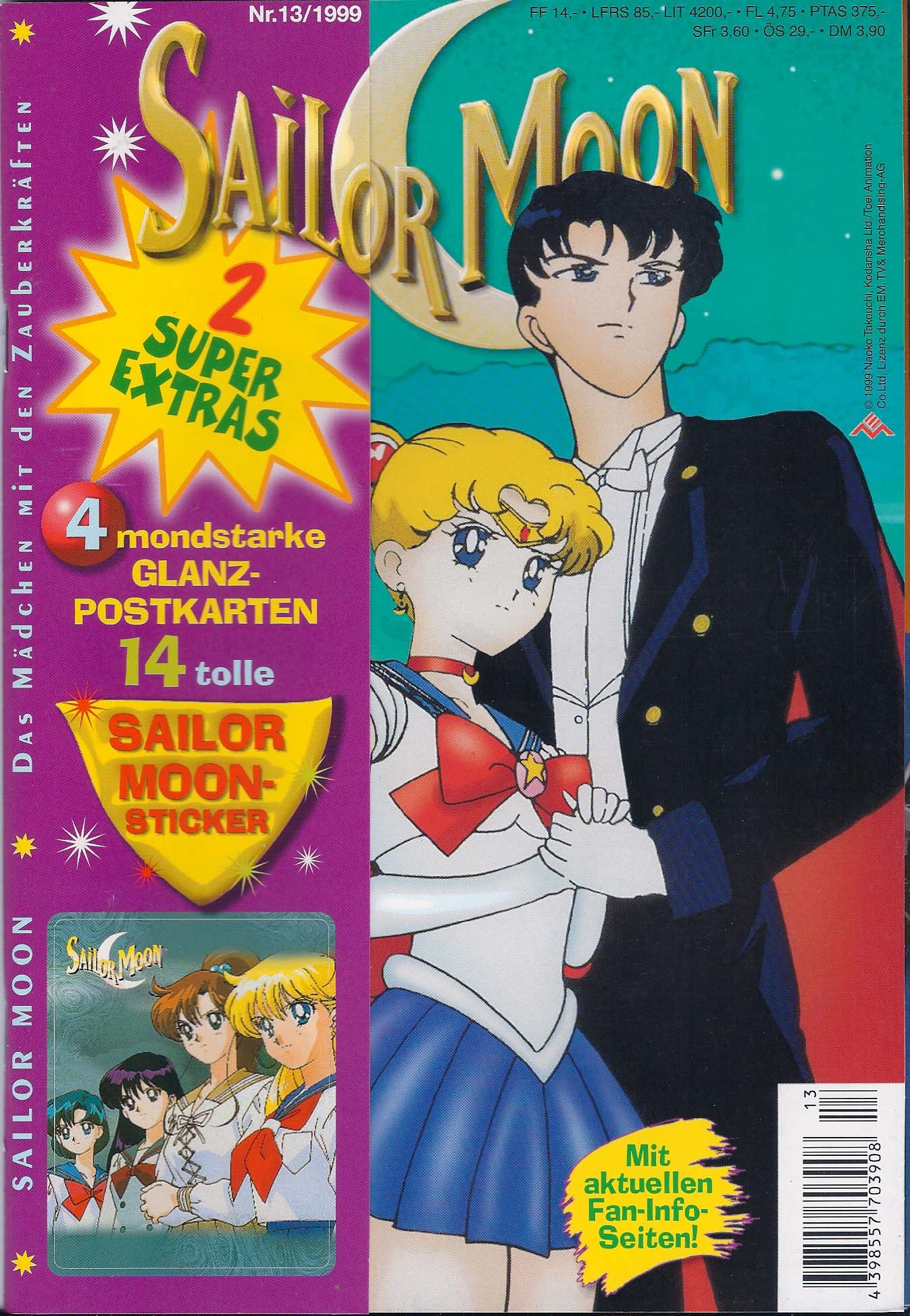 Sailor Moon: Amazon.de: Naoko Takeuchi: Bücher