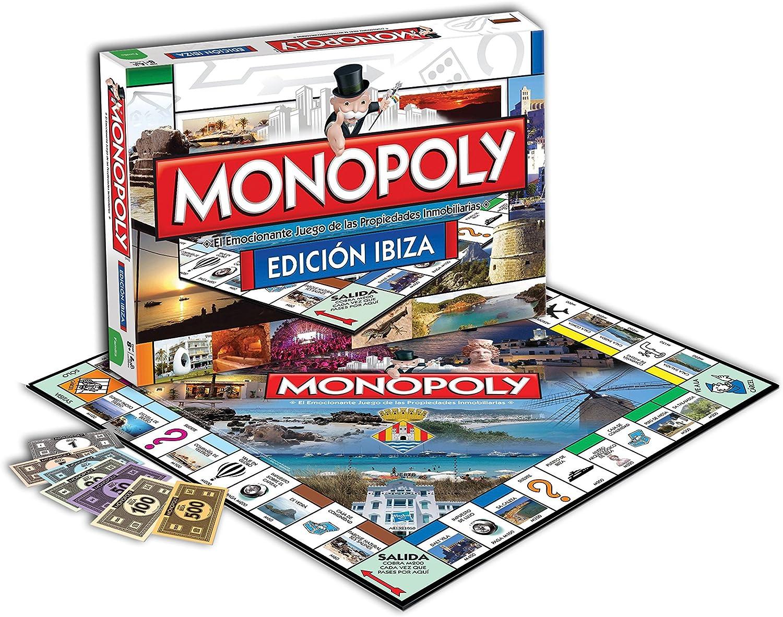 MONOPOLY IBIZA: Amazon.es: Juguetes y juegos