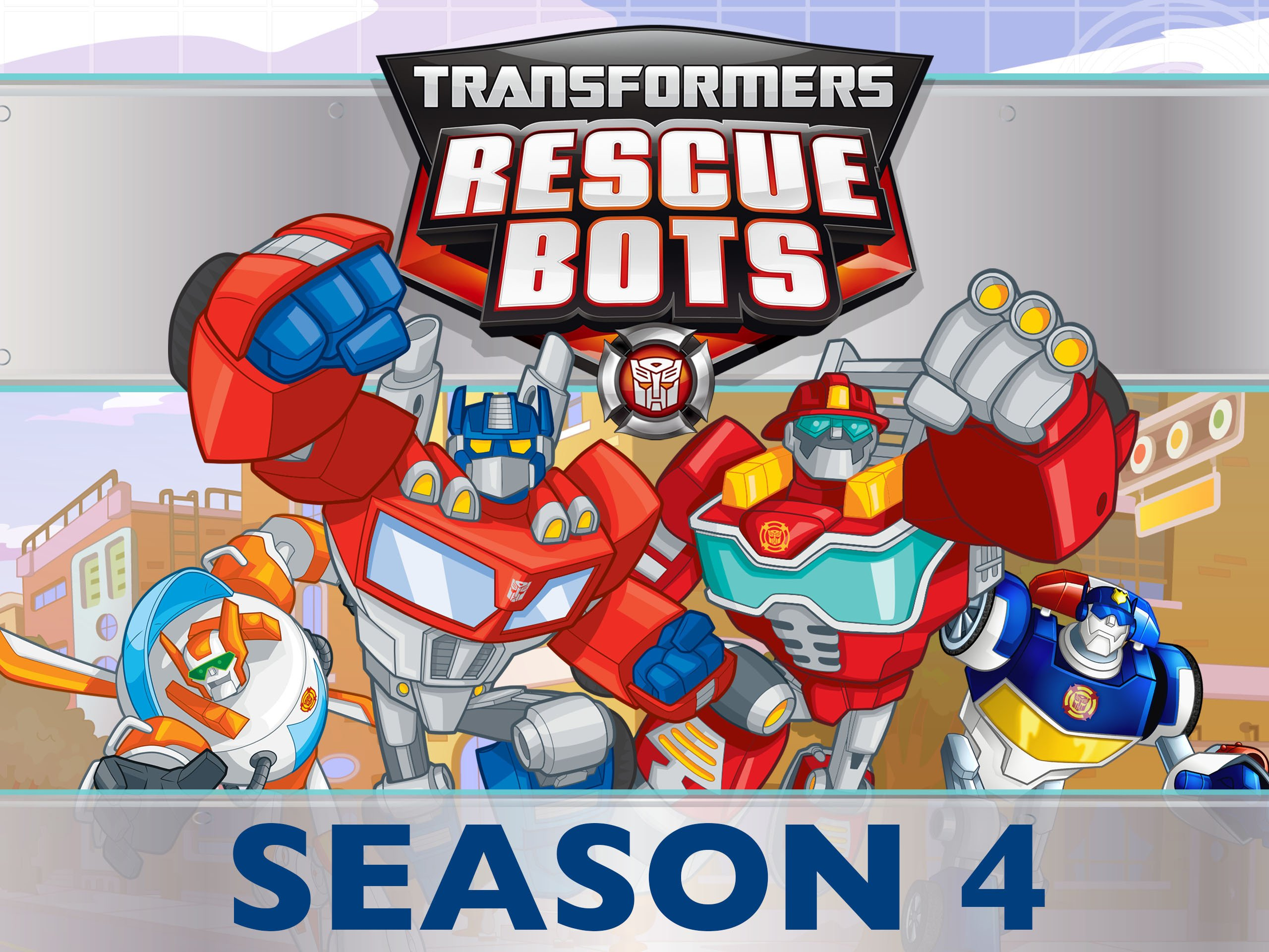 Amazon.com: Transformers Rescue Bots Season 4: Amazon Digital Services LLC
