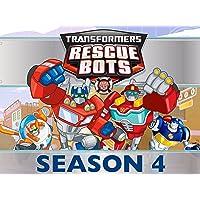 Transformers Rescue Bots Season 4