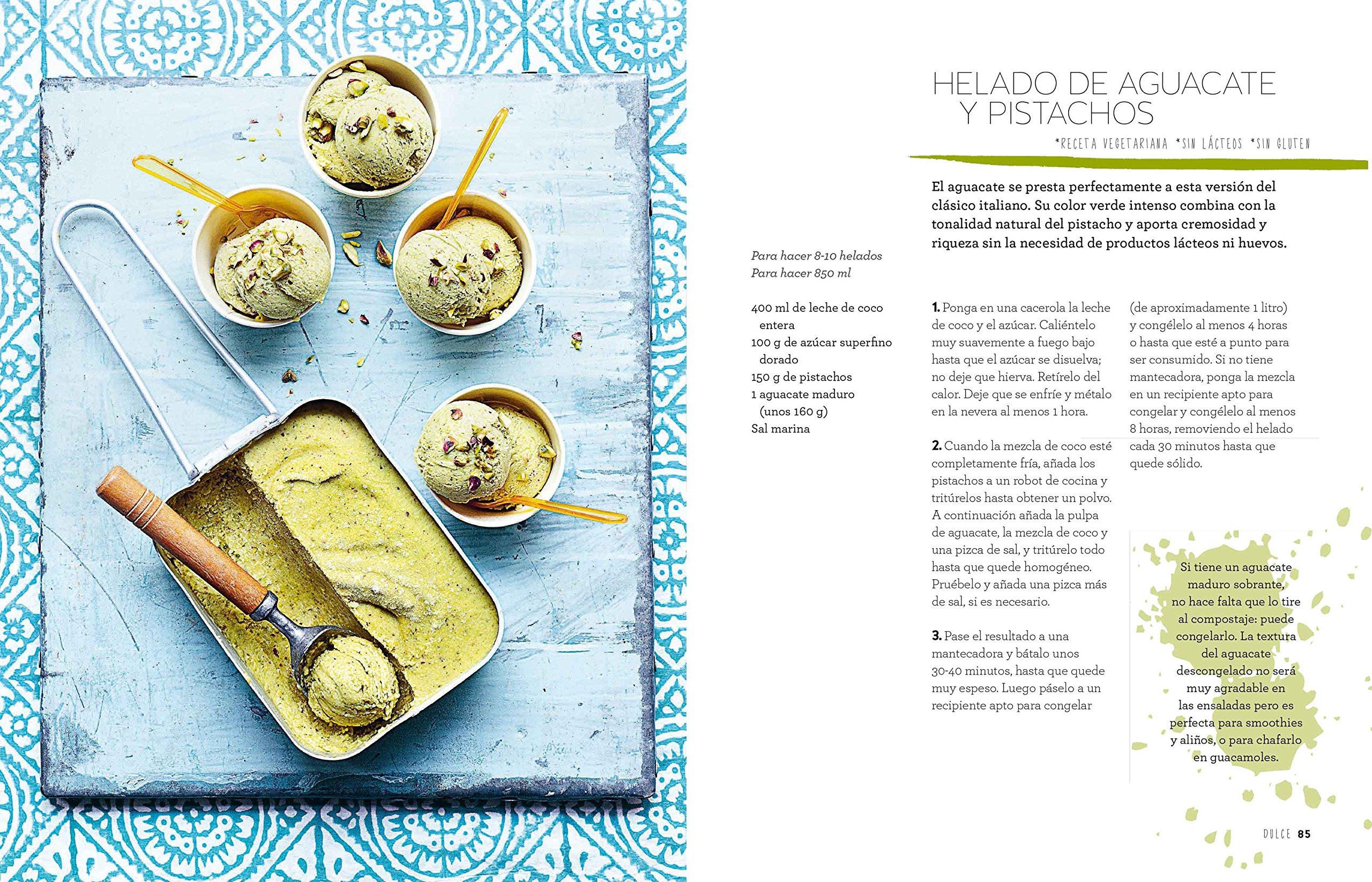 Aguacate: 40 recetas deliciosas y saludables: Lucy Jessop: 9788416407262: Amazon.com: Books