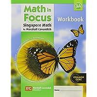 Math in Focus: Singapore Math: Student Workbook, Book a Grade 3