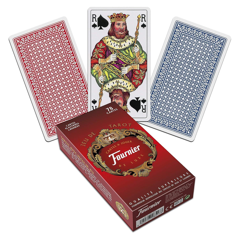 Fournier - Juego de Cartas de Tarot (78 Cartas): Amazon.es ...