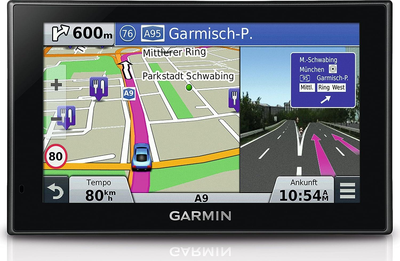 Amazoncom Garmin Nuvi Lmt North America And Europe Cell Free Usa Map For Garmin Nuvi