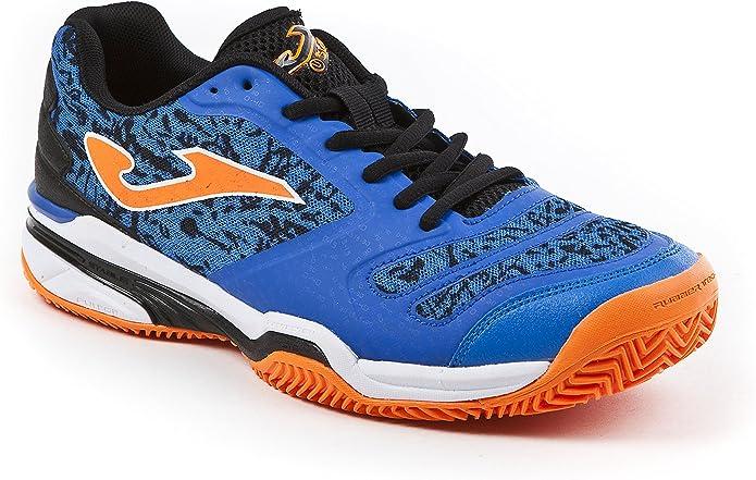 Joma Slam, Zapatillas de Tenis para Hombre: Amazon.es: Zapatos y ...
