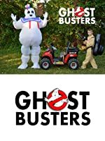 Ghost and the real life Kid Ghostbusters