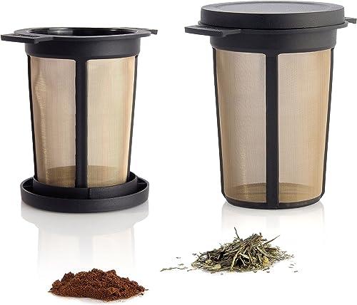 Kawa i herbata Finum Reusable Stainless Steel Infusing Mesh Brewing Basket