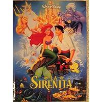 La sirenita/ The Little Mermaid
