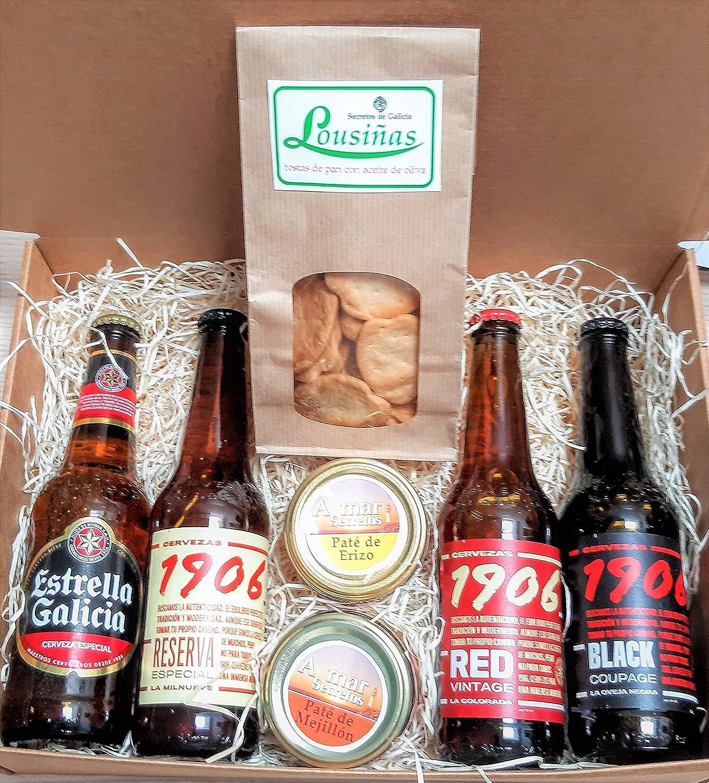 Estuche Surtido de Cervezas de Galicia: Amazon.es: Alimentación y bebidas