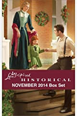 Love Inspired Historical November 2014 Box Set: An Anthology Kindle Edition