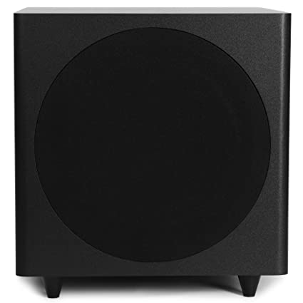 Micca 12 Inch Powered Subwoofer For Home Theater Or Music MS12