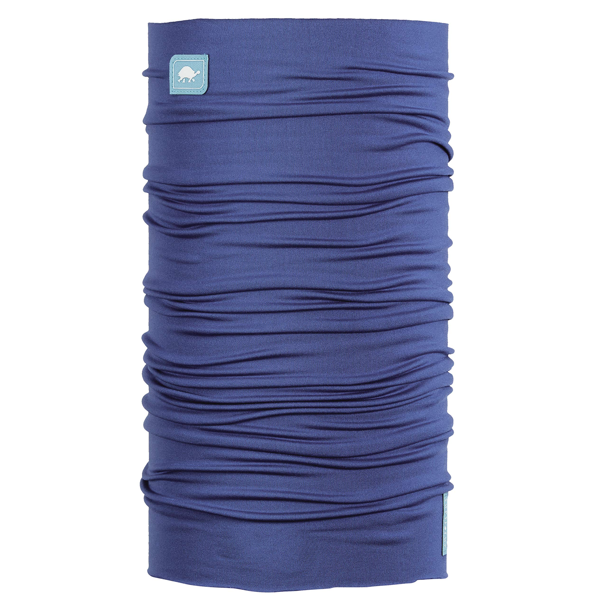 Turtle Fur Comfort Shell Totally Tubular Multiclava Neck Warmer Blue