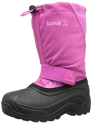 65c0e7649499 Kamik Snowfox Snow Boot (Toddler Little Kid Big Kid)