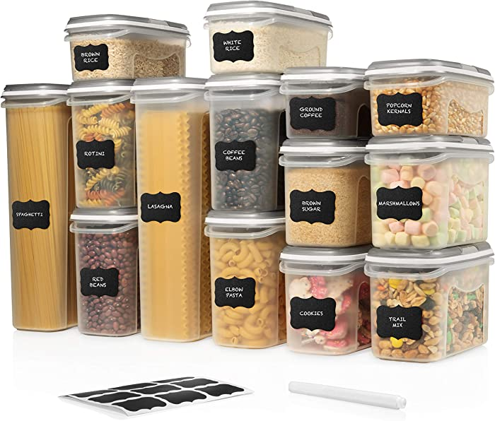 The Best Glass Food Storage With Airtight Lids