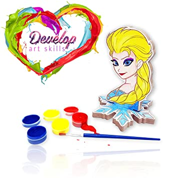 Cartoon Character - Pintura para niños con personajes favoritos ...