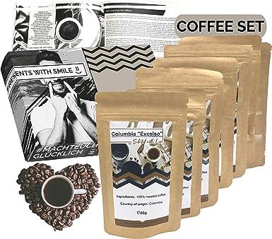 Viaje de café alrededor del mundo Caja de 360 g como un paquete de