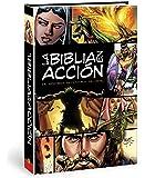La biblia en acción/The Action Bible: La Historia Redentora De Dios/God's Redemptive Story