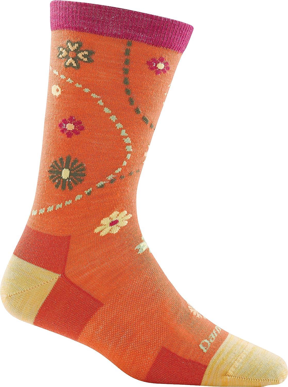 darn tough vermont womens spring garden crew light cushion hiking socks - Light Up Christmas Socks