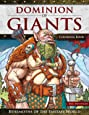 Dominion of Giants Coloring Book: Behemoths of the Fantasy World