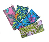 Scented Yoga Eye Pillow - Lavender Flax Seed - 4